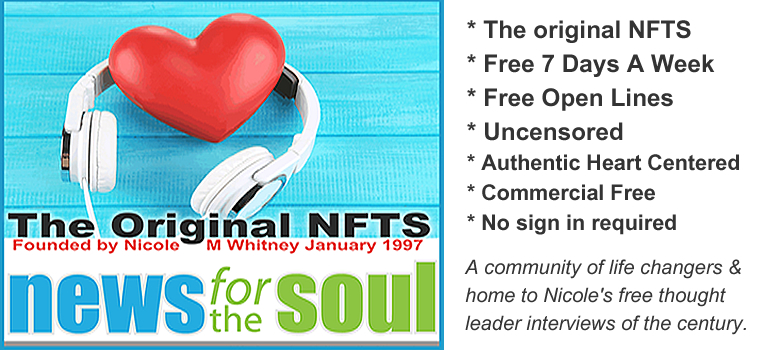 News for the Soul FROM NICOLE at NEWS FOR THE SOUL REGARDING TRUMP image